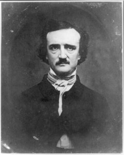 1848 daguerreotype of Poe