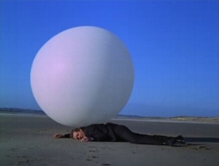 Death by beach ball